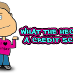 My credit score: A love/hate relationship