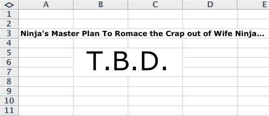 dating excel spreadsheet