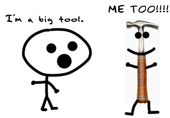 stick tool
