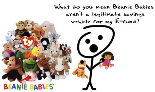 Beany Babies