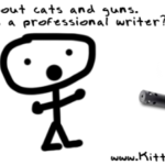 Things writers want to punch in the face: Bloggers