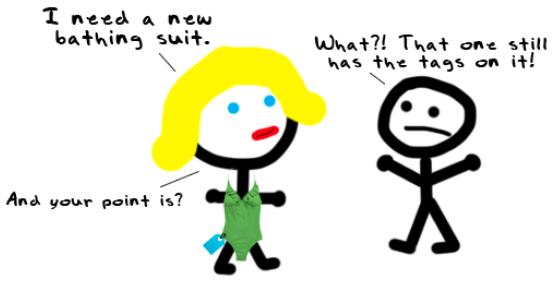 Shopaholics anonymous blog