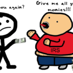 Dear IRS: I'm not paying you anymore.