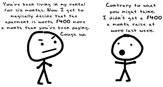 renter problems
